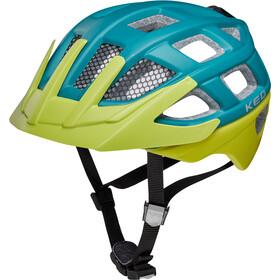 KED Kailu Helmet Kids petrol green matt